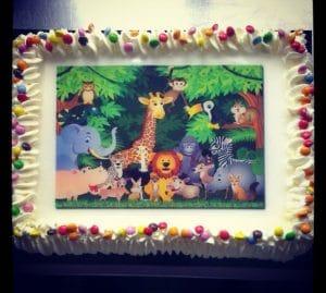 gâteau enfant